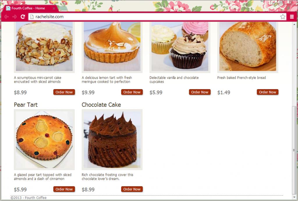 deploy bakery site dengan web matrix 9