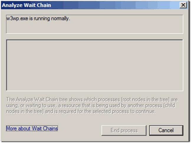 Wait Chain
