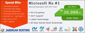 drupal hosting jaringanhosting.com