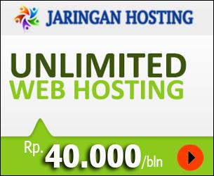 PrestaShop Hosting Indonesia - JaringanHosting.com