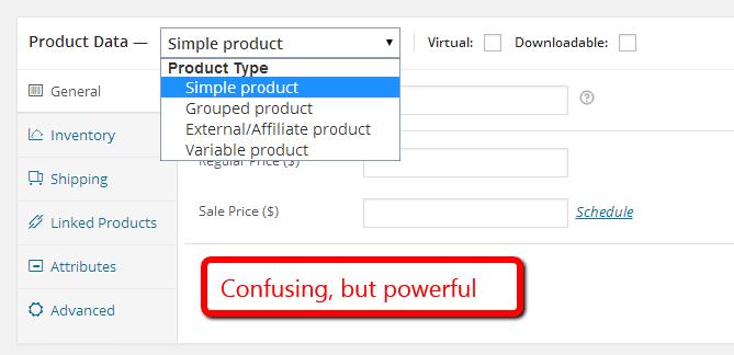 WooCommerce-Product-Setup