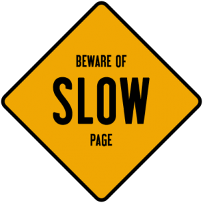 Website anti-SLOW