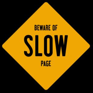 Website anti-SLOW