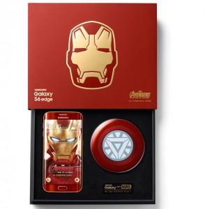 Galaxy S6 Edge - Iron Man series