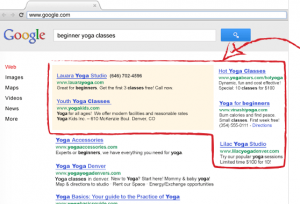 Paid Search by Google