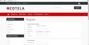 Register Zotela.com