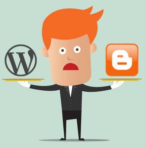 WordPressvsBloggerforblog