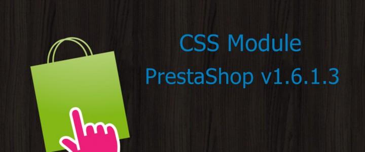 Tips Prestashop CSS Module Di PrestaShop v1.6.1.3 Hosting