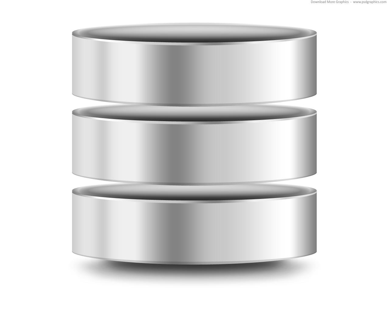 silver-database-icon